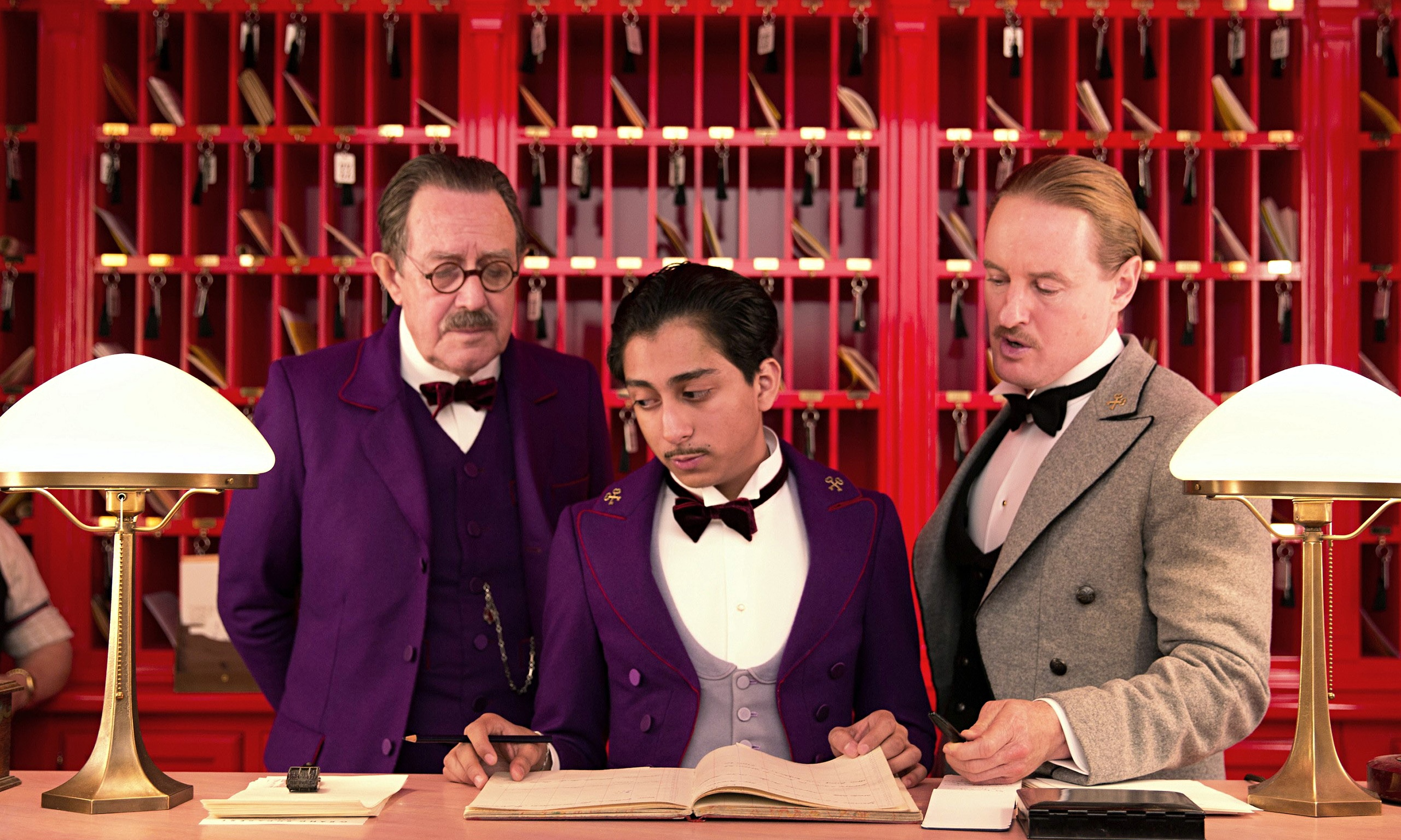 grand budapest hotel di wes anderson. Black Bedroom Furniture Sets. Home Design Ideas